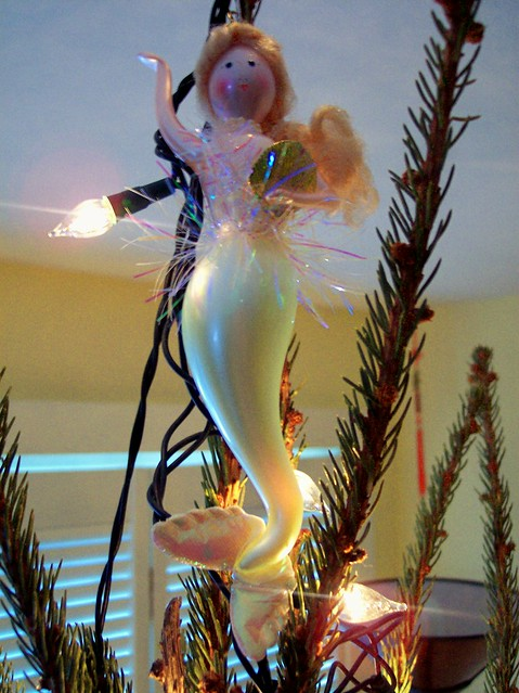 mermaid tree topper flickr photo sharing. Black Bedroom Furniture Sets. Home Design Ideas