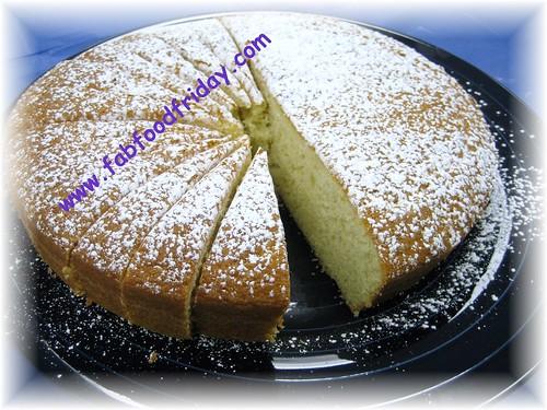 Irish recipes: Irish tea cake