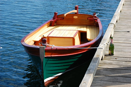 Design For A Small Motor Boat