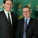 Small photo of Eamon Ryan and Cllr Alan Price