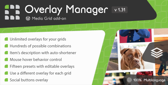 Media Grid – Overlay Manager add-on v1.33