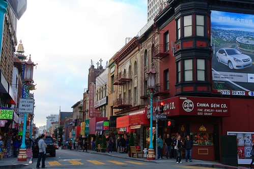 San Francisco Chinatown nPhotography