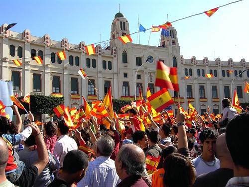6 Noviembre, visita de los Reyes a Melilla 050