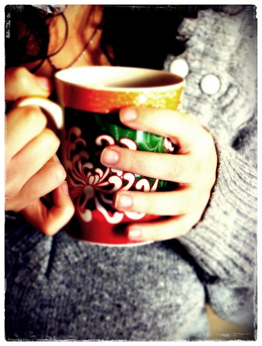 I don't drink coffee I take tea my dear