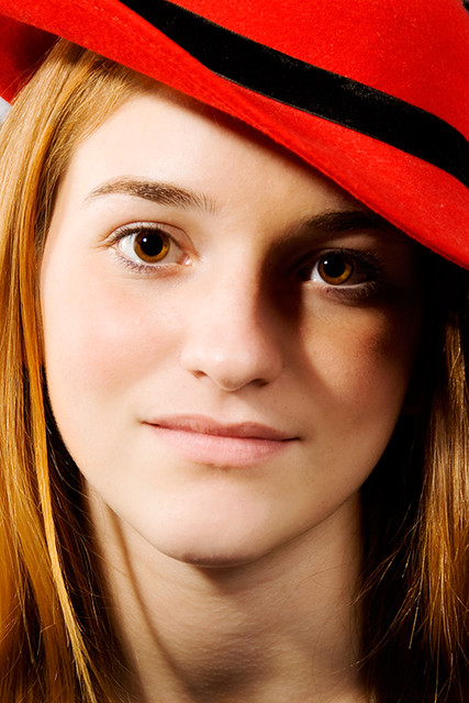 Alexis in Red Hat
