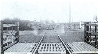 Sibleys for Chickney and Broxted Station April 1st 1913 on the Elsenham to Thaxted Light Railway