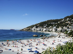 Enjoy A Sunset At Clifton Beaches - Things to do in Cape Town