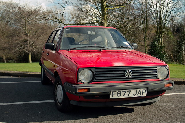 Golf (Typ 19E) - VW