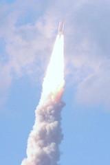 rocket, space shuttle, missile,