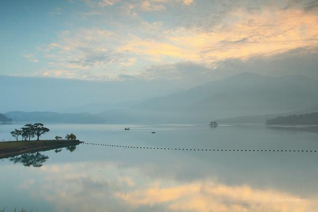 日月潭 - Sun Moon Lake