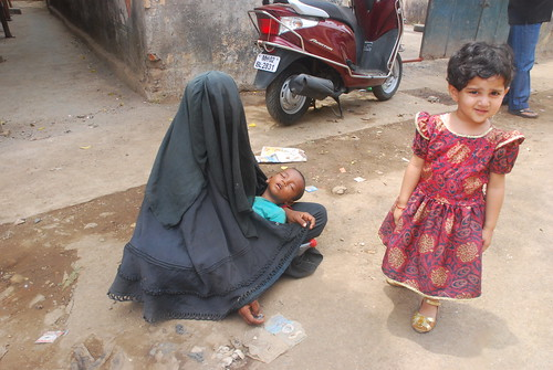 Mothers day ..Does Not Exist If You are a Muslim Beggar .. by firoze shakir photographerno1