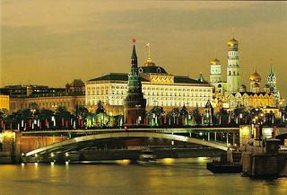 Moskva (RU) - Kremlin