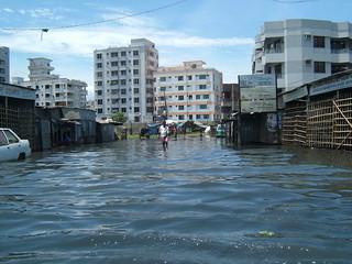 Dhaka floods 2004