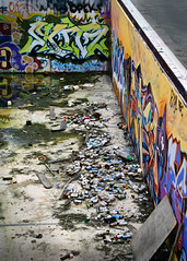 Graffiti Pool