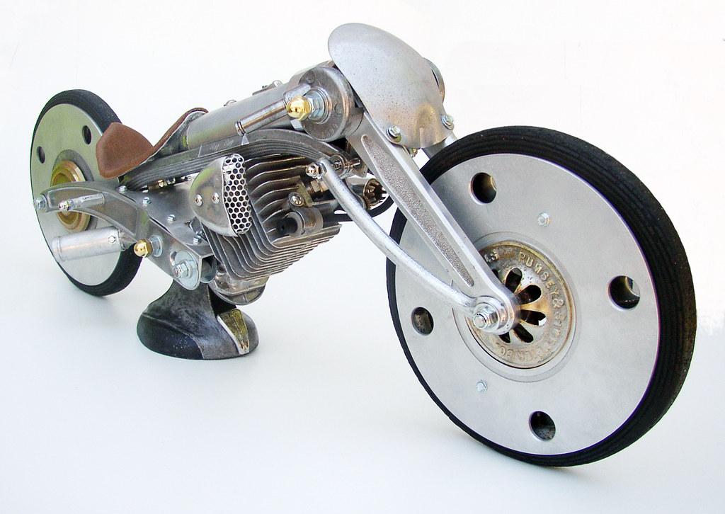 futura motorcyle drag bike