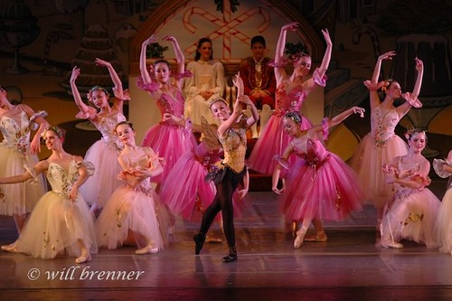 Ballet Dancers - Nutcracker Suite - Waltz of the Flowers - Ballet Dancer Portraits, Columbus, Ohio by WB - CMH