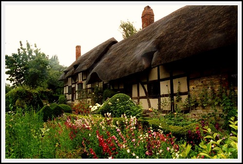 (94) Anne Hathaway`s  Cottage