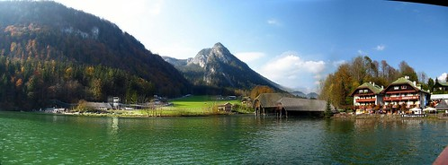 Озеро Кёнигзее. Lake Konigssee. Germany