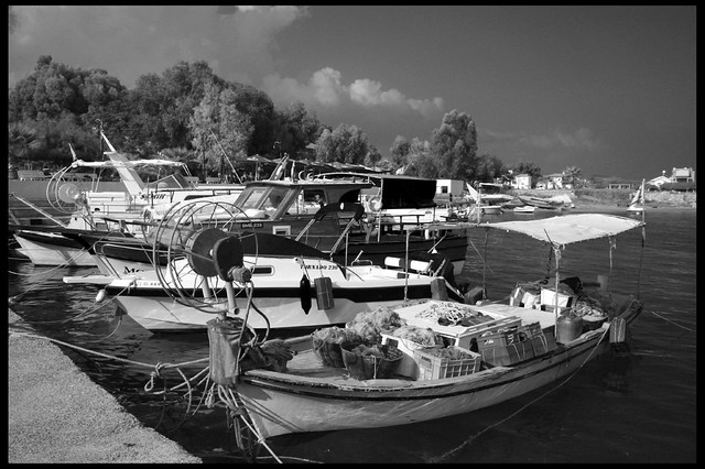 Bogaz boats