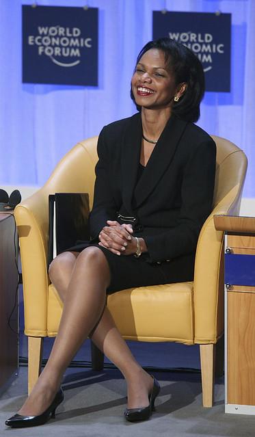 Condoleezza Rice - World Economic Forum Annual Meeting ...
