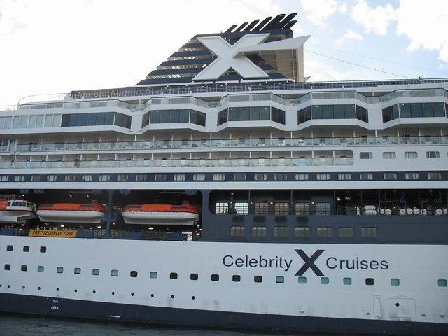 Celebrity Silhouette Photo Tour page 1 - Beyondships