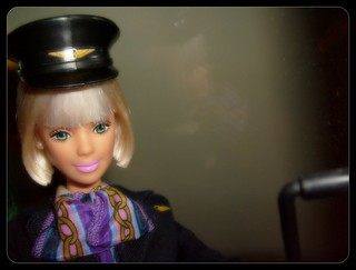 Barbie flight attendant | by mauren veras