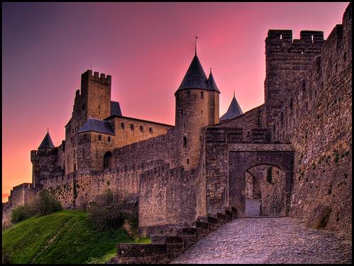 france castle geotagged aude carcassonne hdr languedoc hdri photomatix citédecarcassonne aplusphoto geo:lat=43207178 geo:lon=2366481