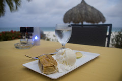 Caribbean Apple Pie