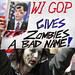 Wisconsin GOP Gives Zombies a Bad Name by Madison Guy