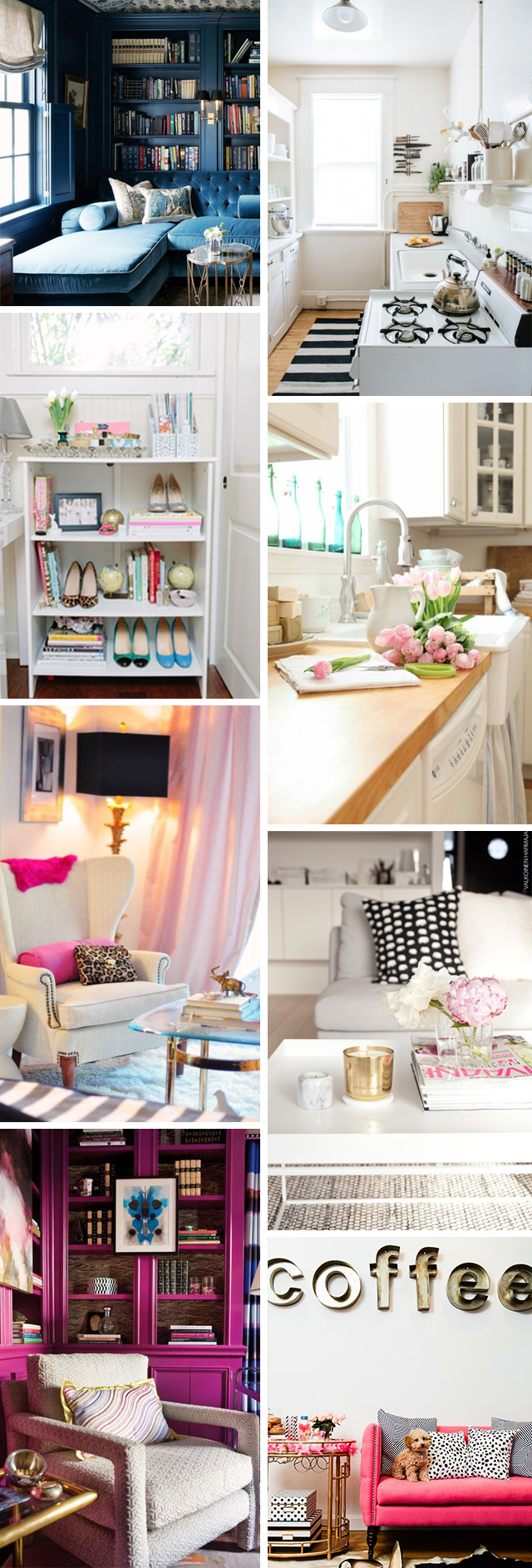 Snapshots from my Dream Home