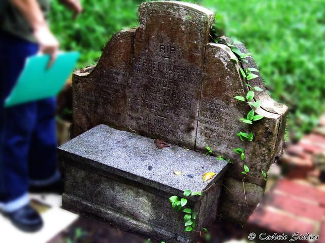 Bukit Brown - Tomb of Tan Tang Hoaj 01