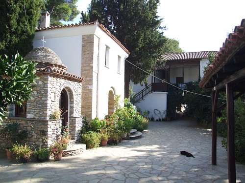 Kounistra monastery