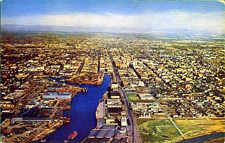 1960's Stockton CA Pos...