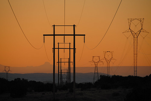 sunset orange newmexico powerlines monsters cabezon foryou nikond200 nikon18200mmf3556gvr stream:timeline=linear