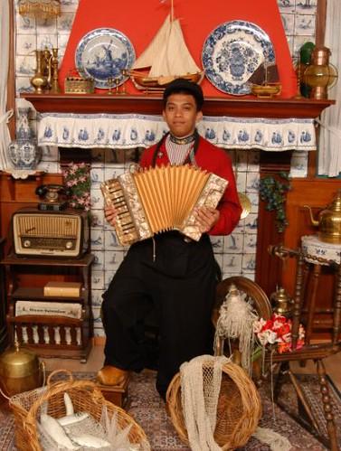 Pakaian tradisional @ Volendam