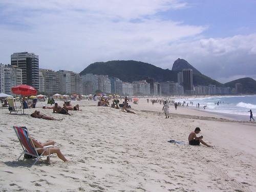 praia brasil x eua