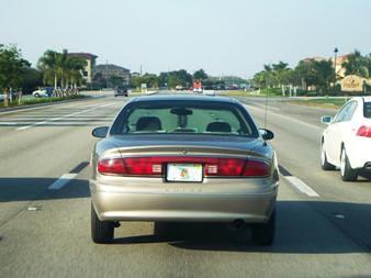 Driverless Car in Bonita Springs