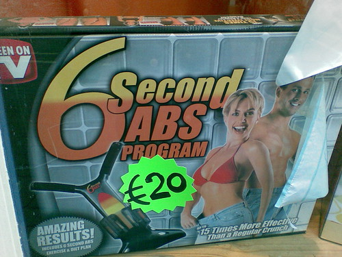 6 *SECOND* ABS Program