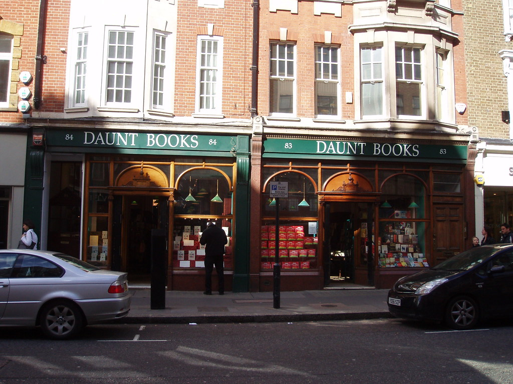 Daunt Books, Marylebone, W1
