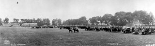 ROTC Inspection at the University of Illinois 28 May 1919