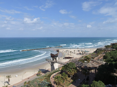 Netanya, Israël - 2008