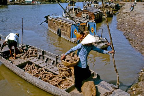Cho Gao Canal Vietnam 1969 by Lance & Cromwell