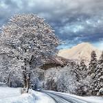 28. Detsember 2015 - 12:54 - How it can look on a nice winter day in Follestaddalen, Ørsta Norway.