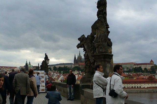 St. Charles Bridge, Panasonic DMC-LZ3
