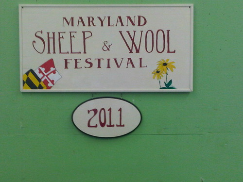 Maryland Sheep & Wool Festival 2011