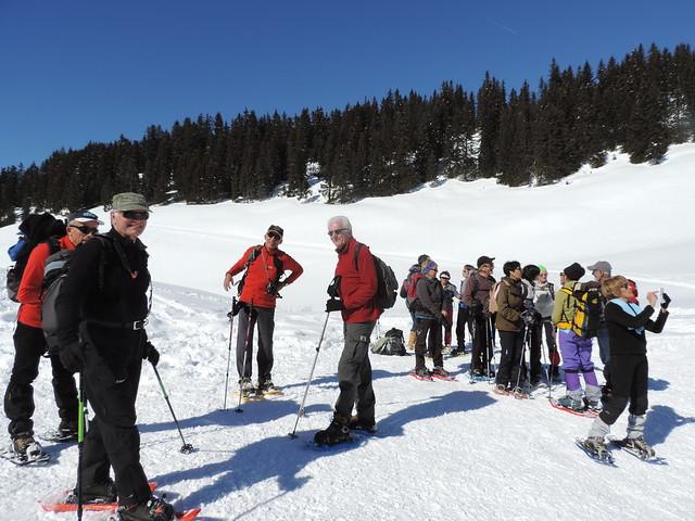 Arrivée au Col du Pré (4)