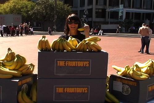 Hello! FruitGuys banana phone