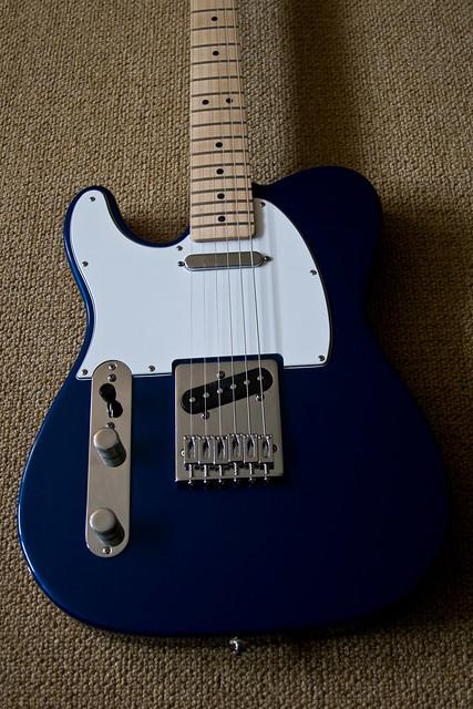 Photo:Fender Telecaster By Numinosity (Gary J Wood)