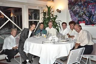 Jeff, Michel, Alexis, Alan, Ken, Jim, ?