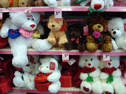 Valentine's Day Teddies